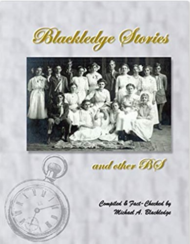 Blackledge Stories - front cover