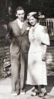 Donald & Mildred - Wedding Day