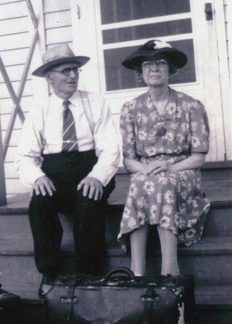 Eul's Parents - 1940