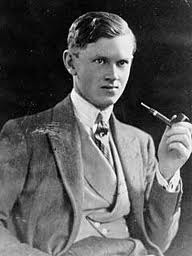 Evelyn Waugh in 1930