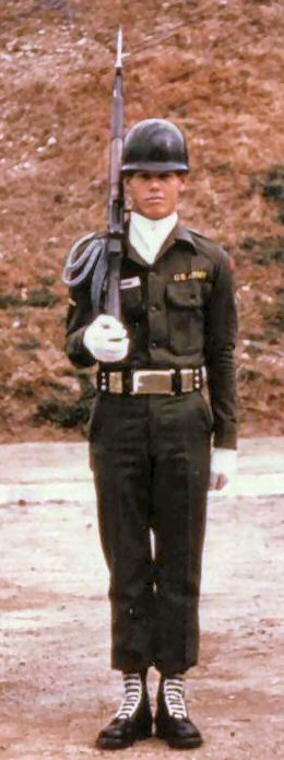 Honor Guard in Korea