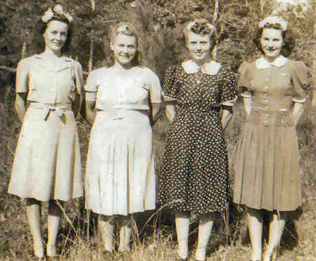 Four Sisters, 1942