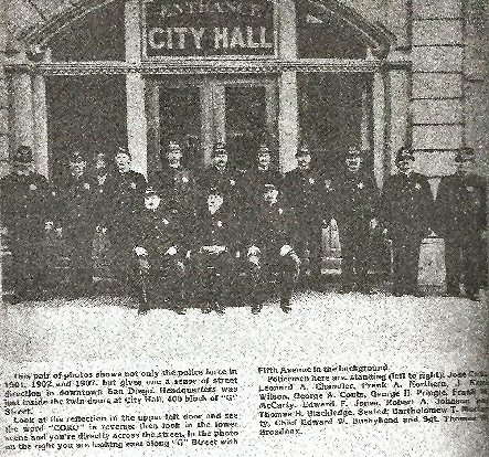SDPD History photos - 1 of 3