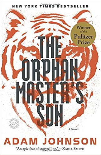 The Orphanmaster's Son